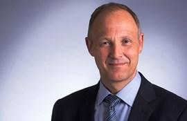 Martin Damm - formand for KL. Pressefoto.