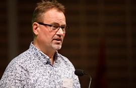 Første kandidat har meldt sig: Gordon Ørskov stiller op som formand for lærerne