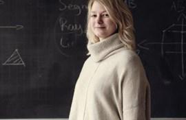 Matematik på engelsk udfordrer både lærer og elever