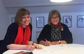 Joy Mogensen + Tina Svarre Hasselager