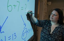 Lærerprofession-vinder: Vær opmærksom på de elever, som tæller på fingre