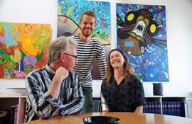 Thomas Aastrup Rømer, Svend Brinkmann og Lene Tanggaard.