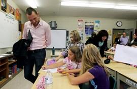 Canada Skolerådets formandskab  Simon Calmar Andersen