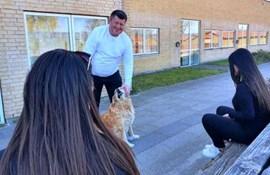 lærer TR på H.C. Andersen Skole i Odense Vollsmose