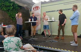 Lærere i Aarhus gør klar til en 'karakterfri' hverdag