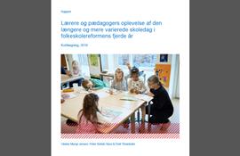 Lærerne efter fire år: Vi tester og undervisningsdifferentierer mindre