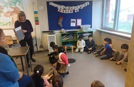 Sådan fungerer børnehaveklasse-sprogprøverne i praksis