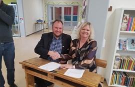 Arbejdstid: Lærerne i Nyborg får loft over undervisningstiden