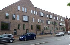 Øster Farimagsgades skole - tilbygning