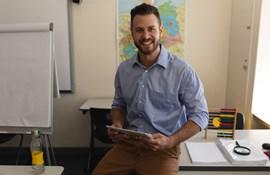 Forskning viser positiv men lille effekt af, om læreren er linjefagsuddannet