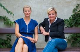 Pernille Rosenkrantz-Theil Ane Halsboe-Jørgensen