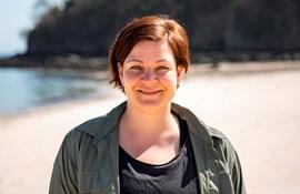 Lærer på skærmen: Blev efterladt på stillehavsø – helt frivilligt