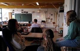 Første dag tilbage i klassen – ni skoledage til eksamen