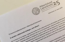 Albertslund: En tredjedel af lærerne skiftet ud på tre år