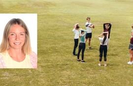 Idrætslærer Line Thorius, Bohrskolen i Esbjerg - om at motivere de ældste elever til at deltage i idræt.