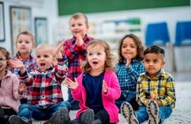 lyd klap indskoling børnehave  pædagoger