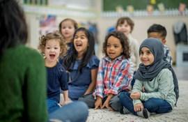 Mere end hver 10. elev dumpede sprogtest i børnehaveklassen
