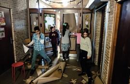 Projektorienteret undervisning: Skemaet er smidt væk