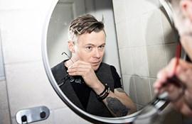 Janus Neumann er for nylig vendt tilbage til jobbet som lærer på Skovshoved Skole efter at have været syg med covid-19.