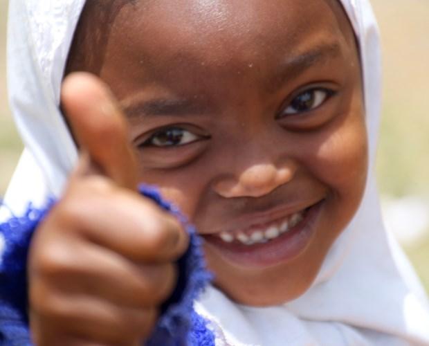 Verdensmål 4 om uddannelse forklaret i børnehøjde