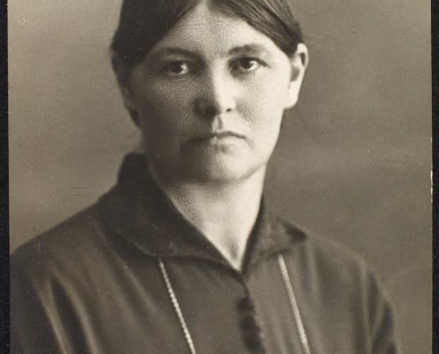 Marie Nielsen blev lærer som 33-årig. - marie-nielsen-jpg