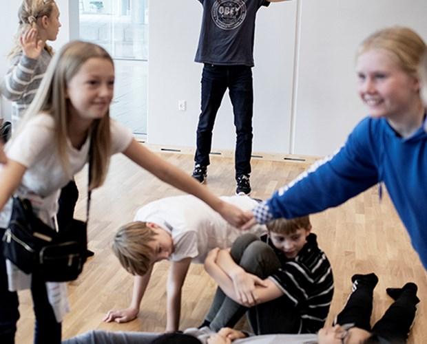 Kroppen hjælper med at lære - Folkeskolen.dk