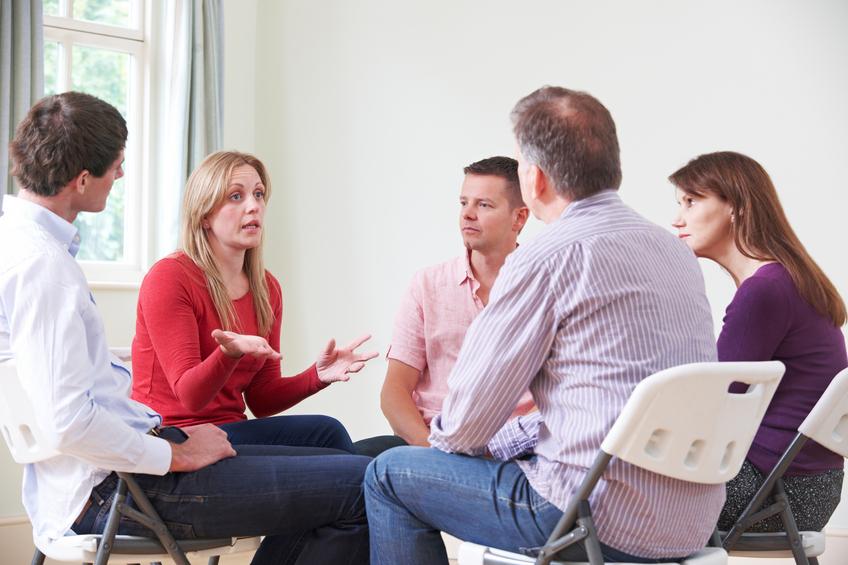 Fokusgruppe med skolelærere