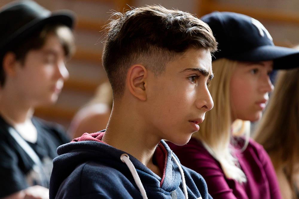 Kursus i Kærligt Talt - Respekt og konflikthåndtering i udskolingen