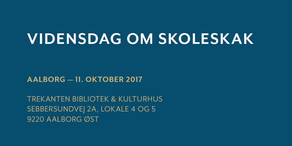 Lokal Vidensdag om Skoleskak, Aalborg