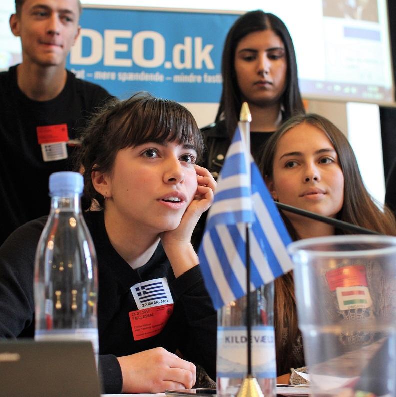 Efteruddannelse i samfundsfag - EU's fremtid på spil