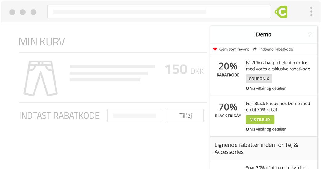Introduktion til ny browser tilføjelse der hjælper med at spare penge på sine online køb