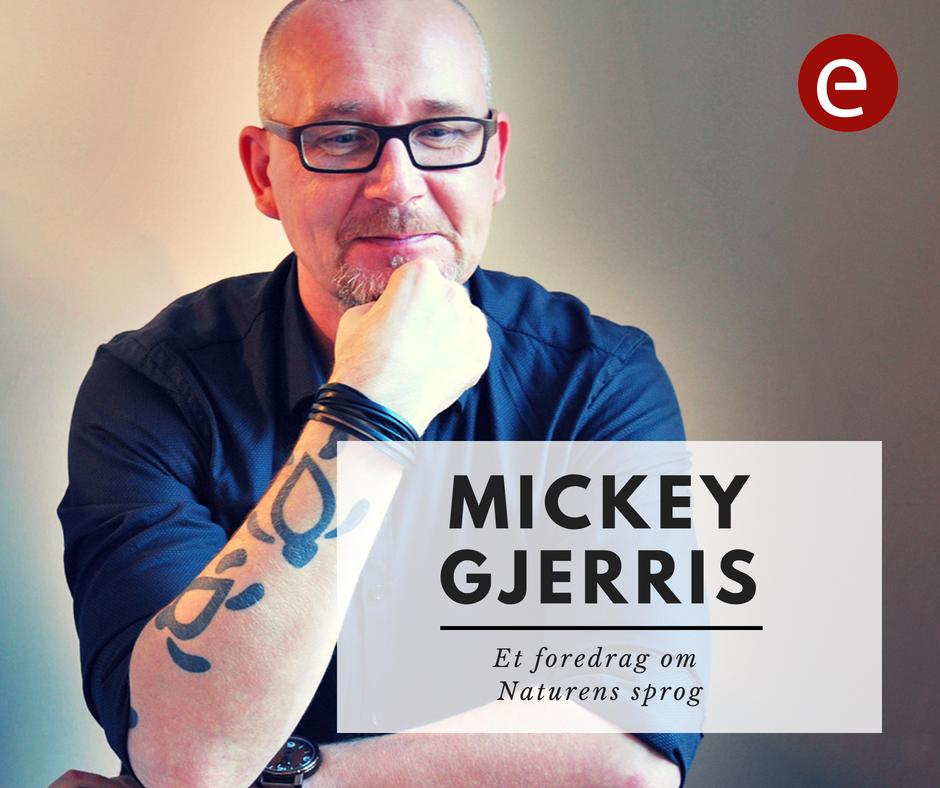 NATURENS SPROG – foredrag ved Mickey Gjerris