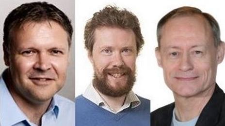 Konference for undervisere: Magtens nye ansigter i EU - København