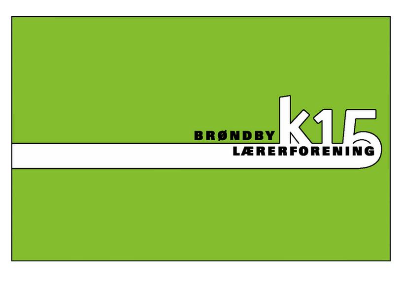 Generalforsamling i Brøndby Lærerkreds - kreds 15